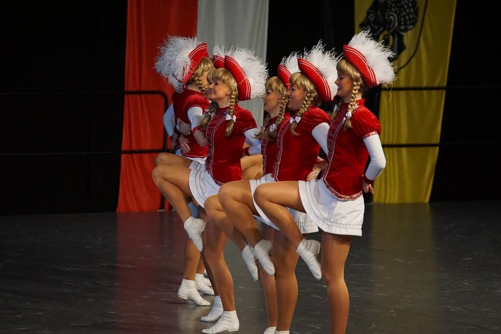 Effect's 2012 Coburg - Junioren Gardetanz