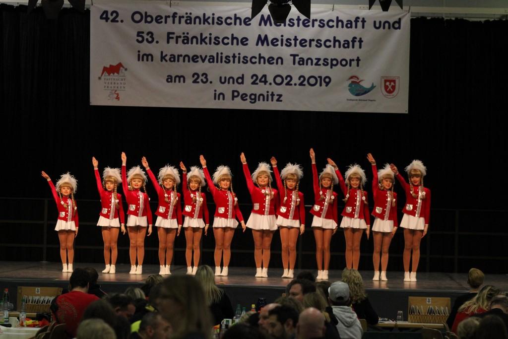 Effect's 2012 Coburg - Jugend Gardetanz