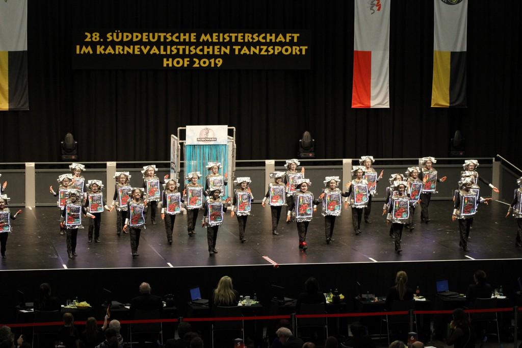 Effect's 2012 Coburg - Jugend Schautanz